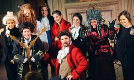 Cast IL CASTELLO DELLA BESTIA